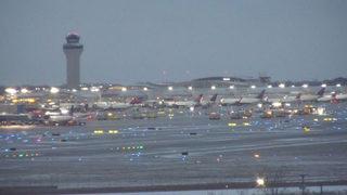 LIVE CAM: Detroit Metro Airport