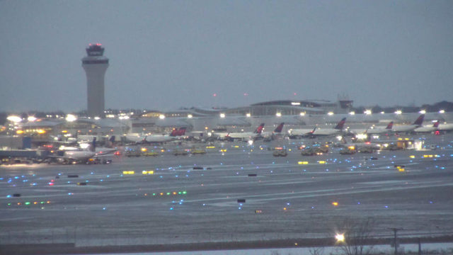 Detroit Metro Airport ranks 23rd in country for on-time flight departures