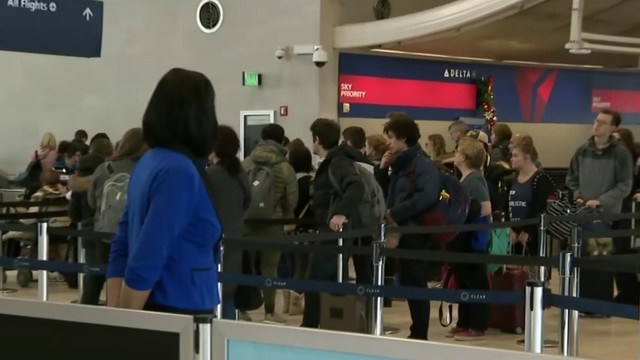 Detroit Metro Airport prepares for Thanksgiving travel rush