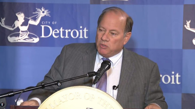Detroit mayor: Man who had him followed threatens more 'damaging'…