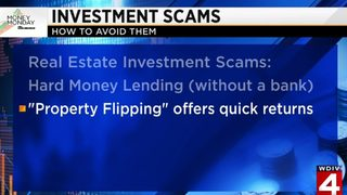 Money Monday: How to avoid investment scams