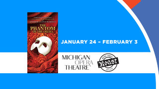"""Live in the D's """"Phantom of the Opera"""" giveaway rules"""