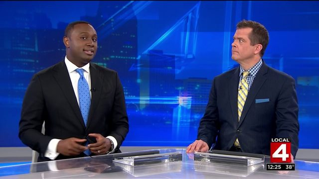 Local 4 News at Noon -- Nov. 30, 2018