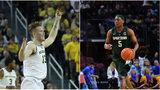 Michigan No. 5, Michigan State No. 10 in AP college basketball poll