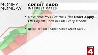 Tips for dealing with high credit card interest rate