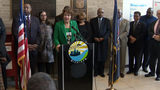 Flint mayor says more than 18,000 tainted pipes have been replaced ahead&hellip&#x3b;