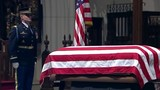 President George H.W. Bush to be laid to rest