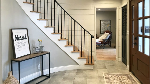 Revamped Ann Arbor home nails modern farmhouse style