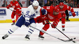 Red Wings vs. Maple Leafs: Live game score updates