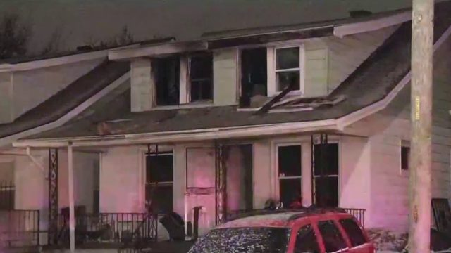 2-year-old killed, two firefighters injured in Detroit house fire