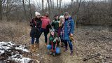January volunteer opportunities with Ann Arbor's Natural Area Preservation