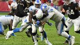 Cardinals offense struggles in 17-3 loss to Lions