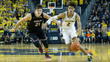 Michigan basketball ranked No. 1 in NCAA's new NET rankings