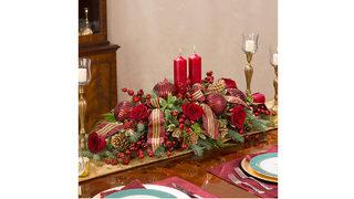 December Elegance Arrangement Giveaway Rules
