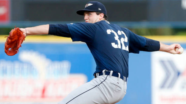 Detroit Tigers' No. 1 prospect, Casey Mize, dominates again with 8…