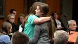 WATCH: Nassar survivor addresses Michigan State University Board of Trustees