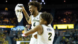 Michigan basketball rises to No. 4 in AP poll: Here's the full voter breakdown
