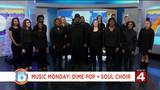 DIME Pop & Soul Choir showcase their skills acapella style