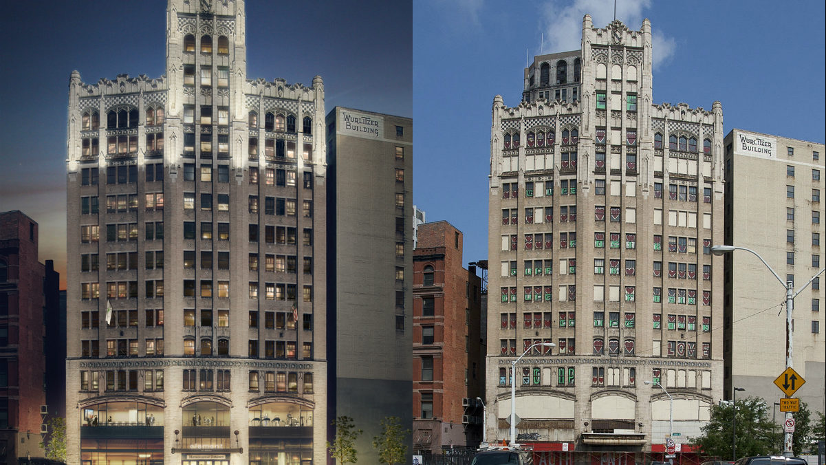 Detroit's historic Metropolitan Building reopens after sitting vacant for nearly 40 years