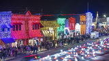 7 places to see amazing holiday light displays in Michigan this year