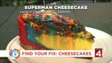 Here's where you should go to find your fix for cheesecakes!