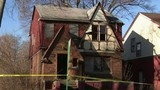 Man's body found in abandoned, burned house on Detroit's east side, police say