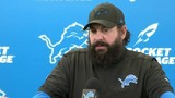 Matt Patricia says Lions don't even talk about making playoffs