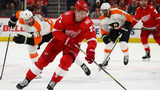 Red Wings face Flyers, who are completely falling apart