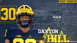 5-star, No. 1 S Daxton Hill, signs with Michigan after flipping from U&hellip&#x3b;