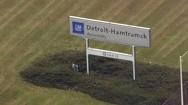 GM extends operation at Detroit-Hamtramck plant until at least January 2020