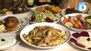 Dine in the D: Win a Gift Card to Big Tommy's Parthenon Rules