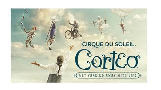 It's a Local 4 Free Friday!  Cirque Du Soleil Corteo Rules