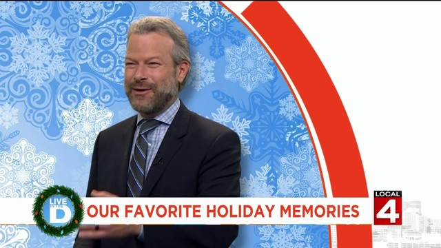 Our favorite holiday memories