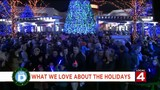 What we love about the holidays