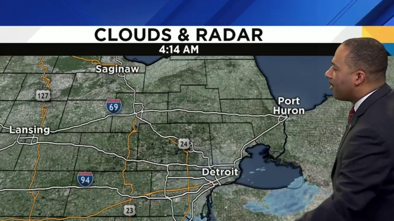 metro detroit weather forecast chilly saturday in the afternoon