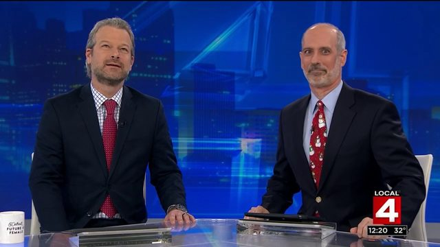 Local 4 News at Noon -- Dec. 24, 2018
