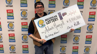 Michigan Lottery: 24-year-old man wins $4M on scratch off ticket