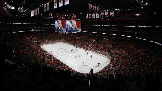 Detroit Red Wings 2018-19 regular season schedule and results