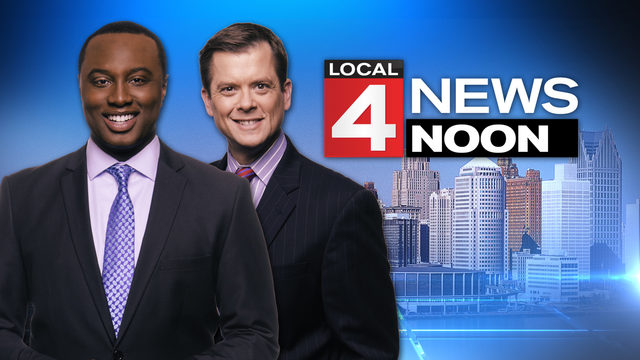 Watch Local 4 News at Noon -- Dec. 31, 2018