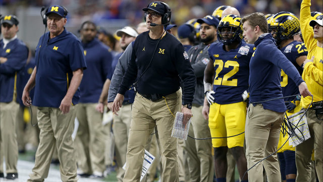Michigan appears to have 3rd-hardest schedule among College Football…