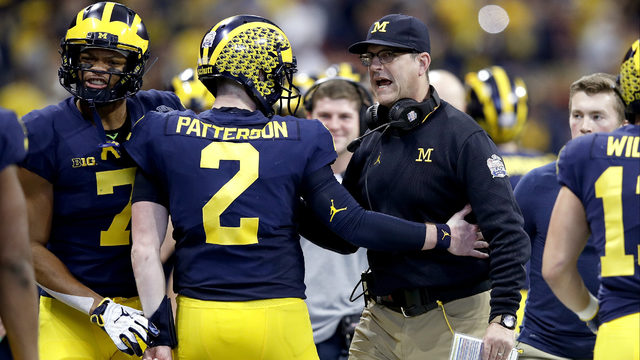50 days until Michigan football: Here's what the starting offense,…