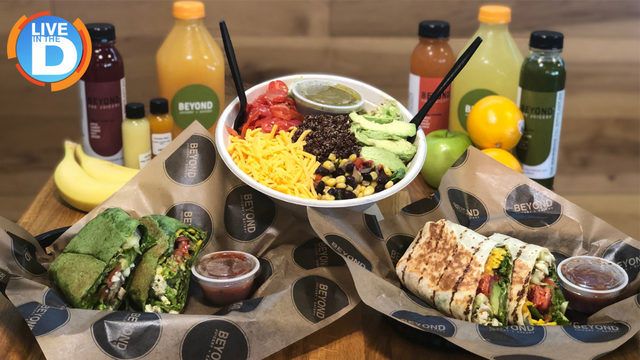 Dine in the D: Win a Gift Card to Beyond Juice Rules