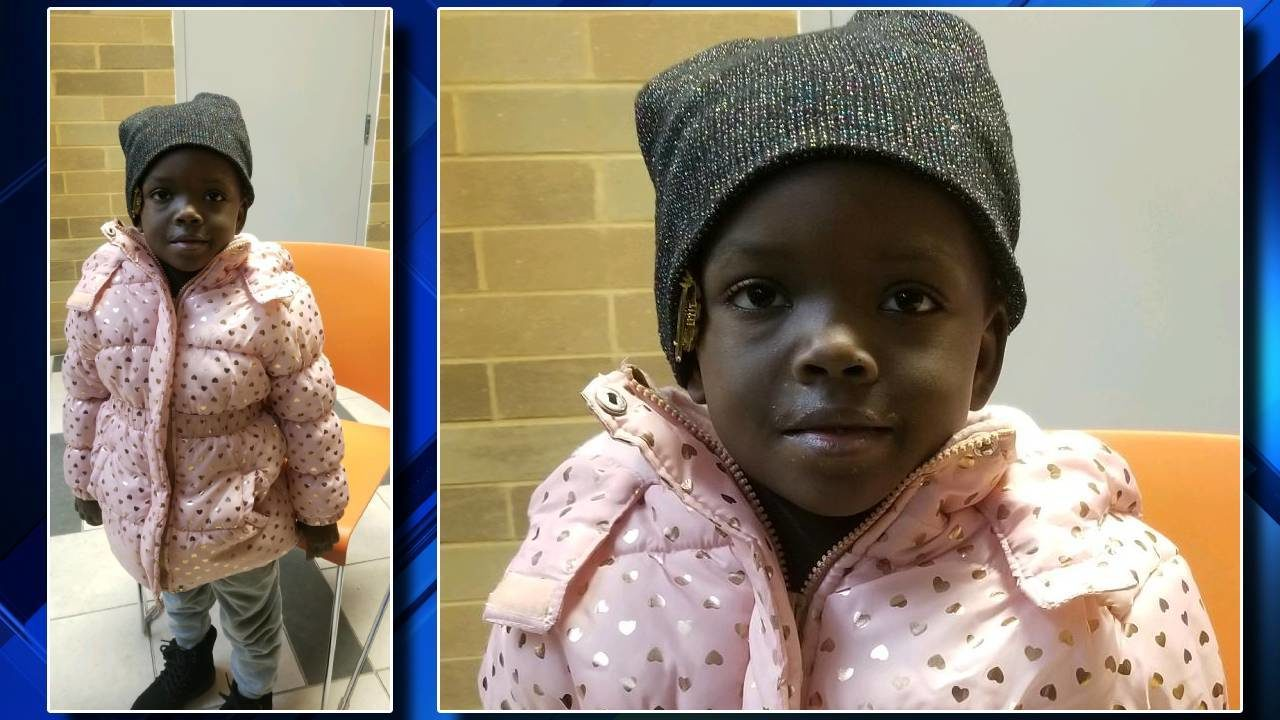 Detroit police find family of 4-year-old girl found wandering by herself