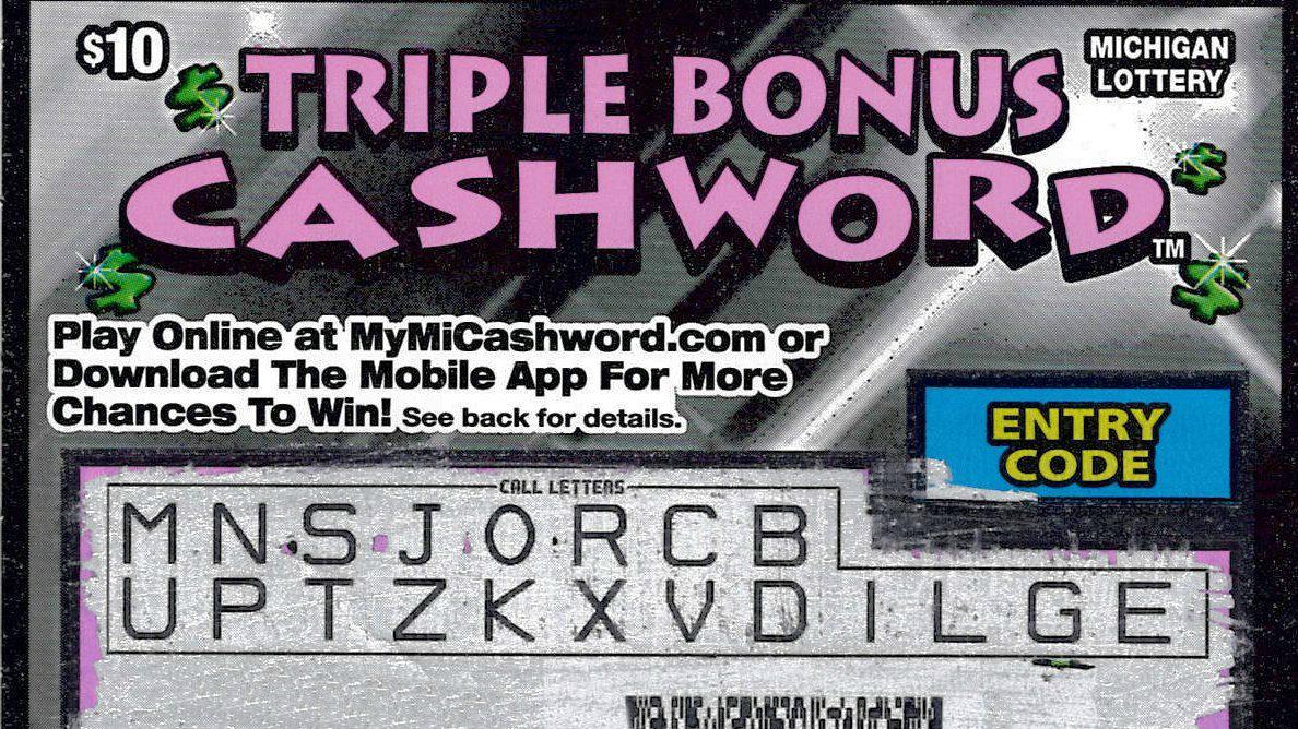 Michigan Lottery: Wayne County woman wins $500K on scratch