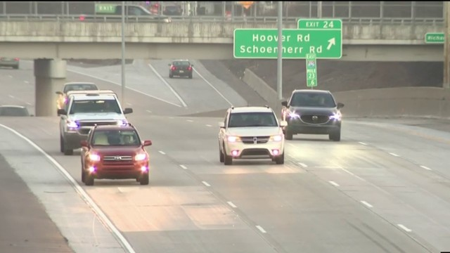 I-696 construction work continues this month: Here's what to expect