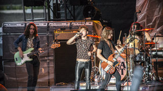 Michigan rock band Greta Van Fleet wins best rock album at 2019 Grammys