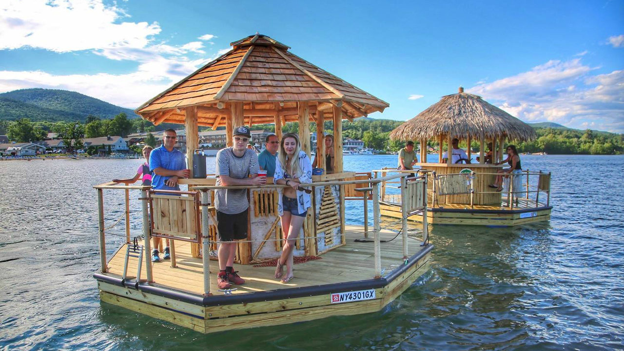 Michigan S First Tiki Boats Coming To Detroit St Clair