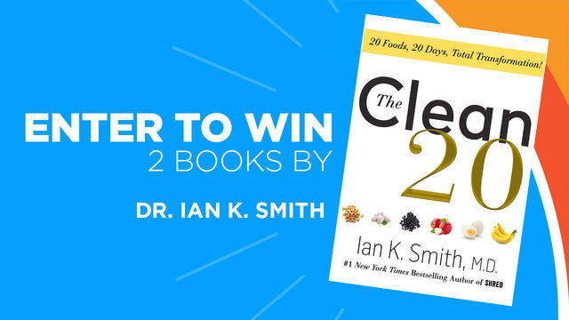 "Rules for Live in the D's ""Dr. Ian K. Smith book giveaway"""