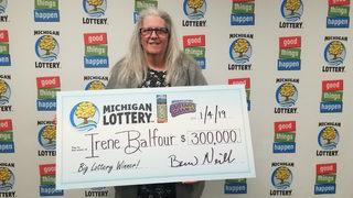 Michigan Lottery: Woman wins $300K on Super Bingo scratch off ticket