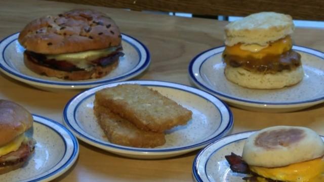 Tasty Tuesday: Iggy's Eggies